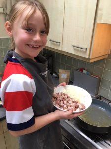 Lucy's Pork Stew