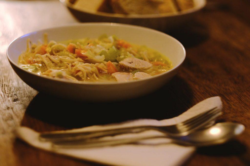 Dan's Chicken Noodle Soup