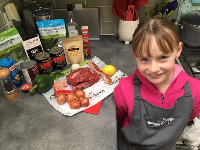 Lucy's Winter Warmers: Cassoulet and Chilli
