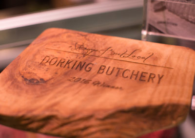 The Dorking Butchery (Photo Credit - Simon Weller)
