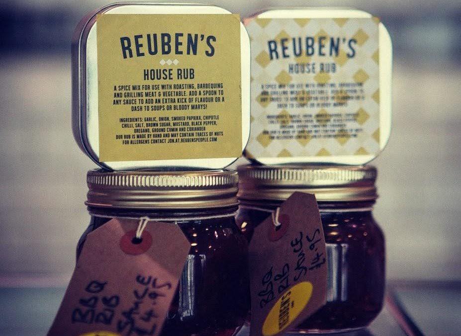 Reuben's Pulled Pork Recipe