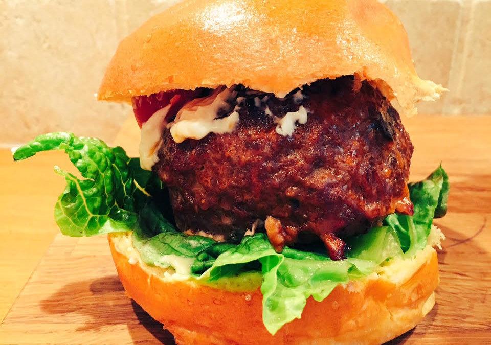 Jay's Best Burger Recipe
