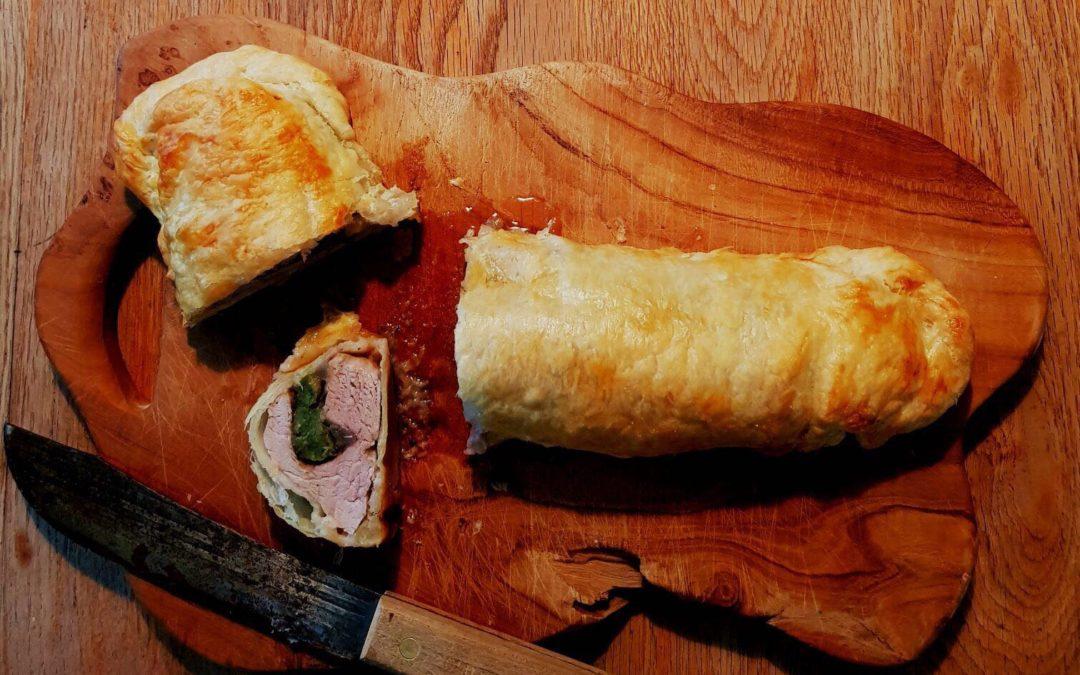 Lewis' Pork Fillet Wellington
