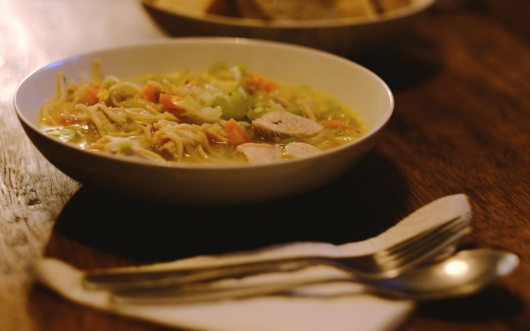 Dan's Chicken Noodle Soup