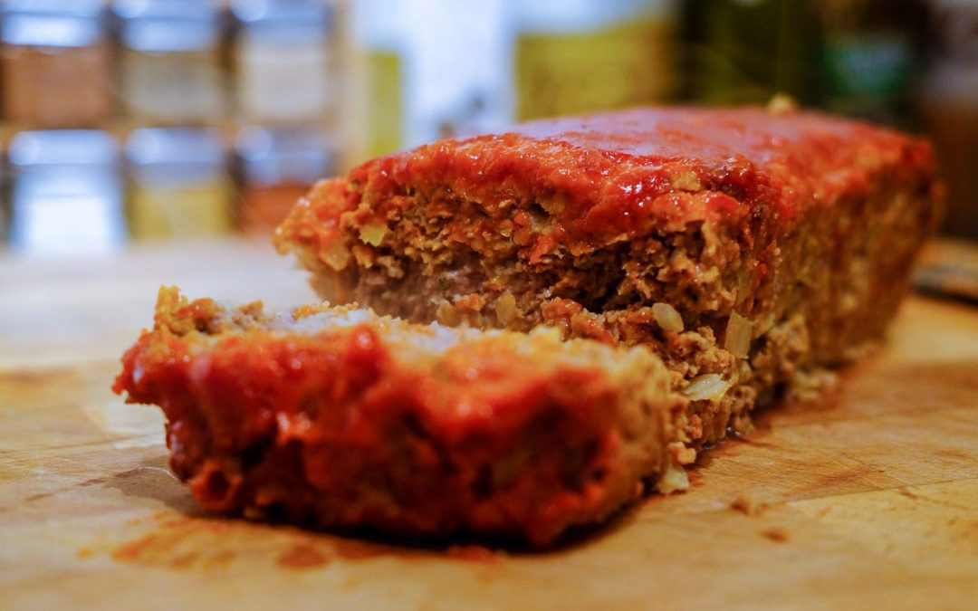 American-Style Meatloaf